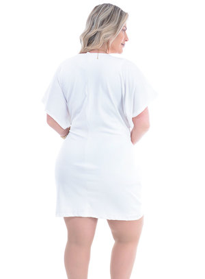 Vestido Plus Size Feliz