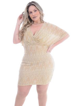 Vestido Plus Size Harmonia