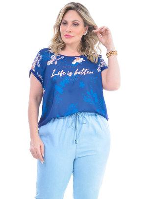 Blusa Plus Size Marta