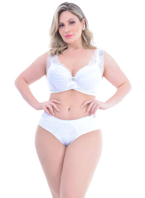 Conjunto Plus Size Giuliana