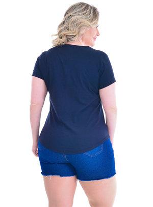 Blusa Plus Size Safira