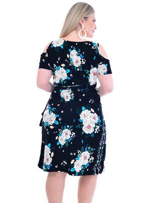 Vestido Plus Size Joana