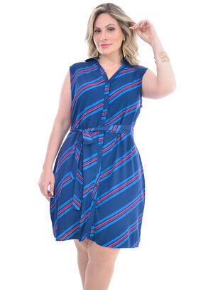 Vestido Plus Size Mariana