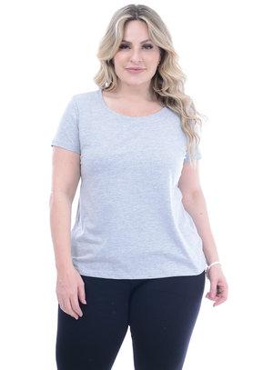 T-Shirt Plus Size Grécia