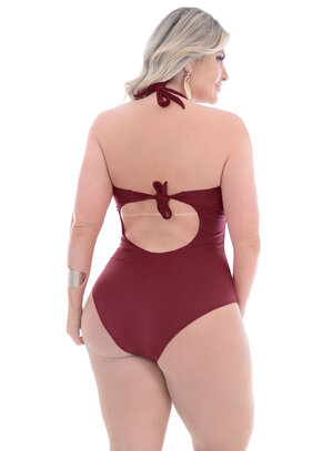 Maiô Plus Size Surpresa