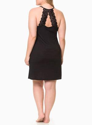 Camisola Plus Size Calvin Klein Renda