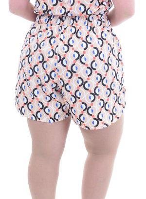 Shorts Plus Size Salvador