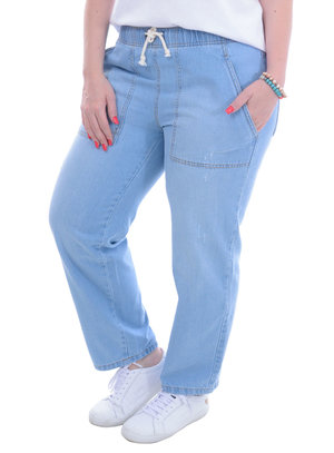 Calça Jeans Plus Size Attribute