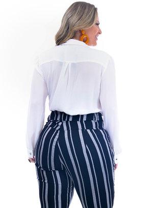 Camisa Plus Size Verbena