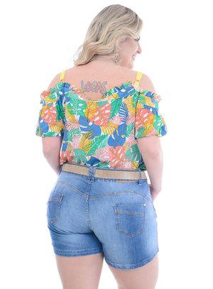 Blusa Plus Size Nicole
