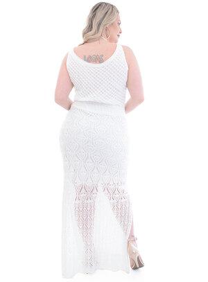 Vestido Plus Size Duvida