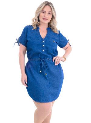 Vestido Plus Size Tamarindo