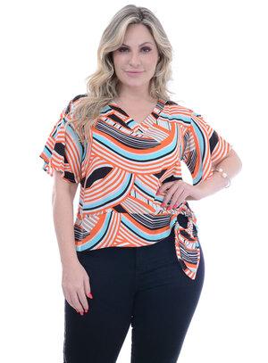 Blusa Plus Size Luara