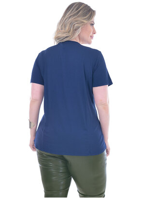 T-shirt Plus Size Los Angeles