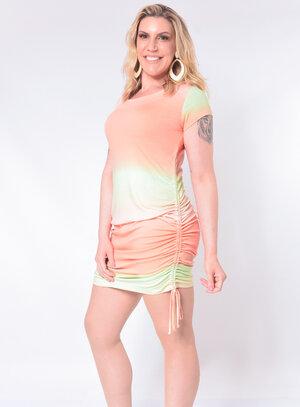 Vestido Plus Size Verão