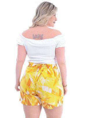 Blusa Plus Size Realizada