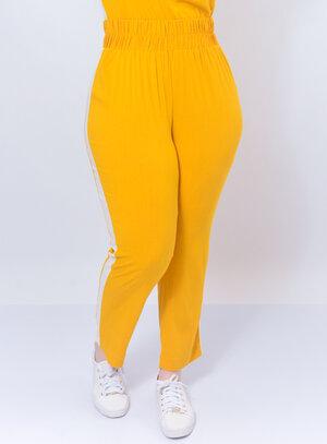 Calça Plus Size Feminina