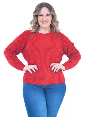 Suéter Plus Size Guia