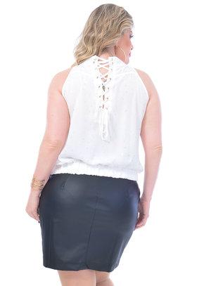 Blusa Plus Size Turquia