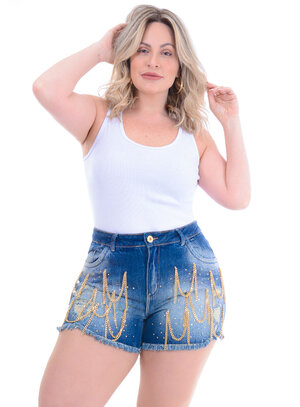 Regata Plus Size Tuany