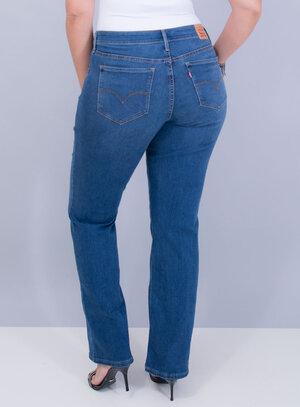 Calça Levi's Jeans Feminina 315 Shaping BootCut Délavé