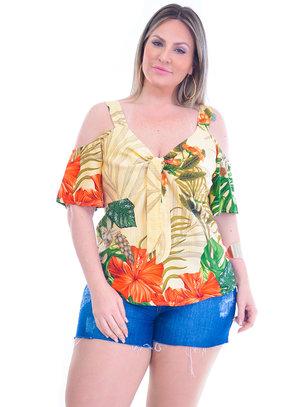 Blusa Plus Size Talita