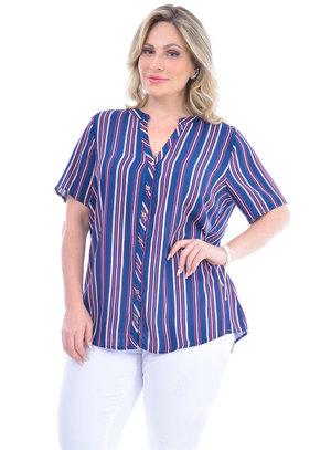 Camisa Plus Size Maura