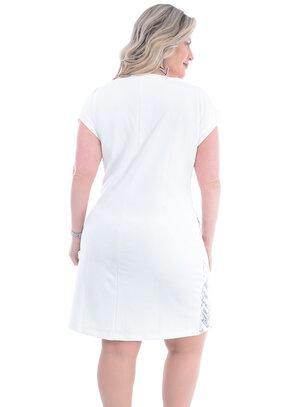 Vestido Plus Size Vibração