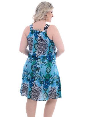 Vestido Plus Size Mirela