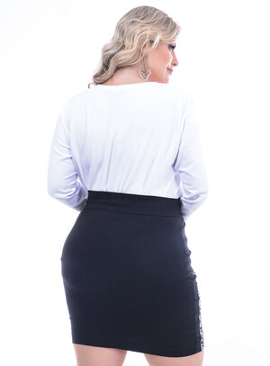 Moletom Plus For You Dior Plus Size