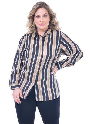 Camisa Plus Size Alicia