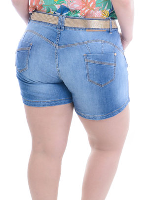 Shorts Jeans Plus Size Miranda