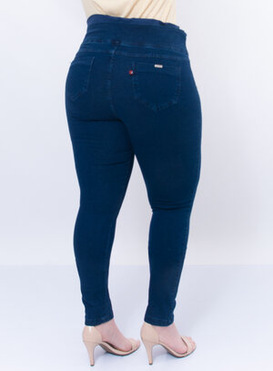 Calça Jeans Plus Size para Gestante