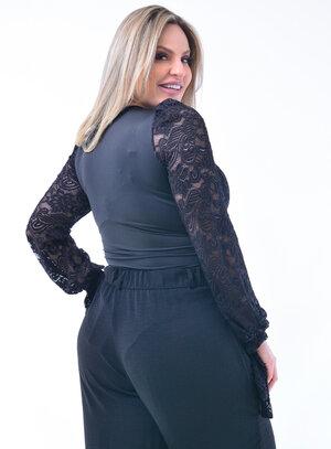 Body Plus Size Renda