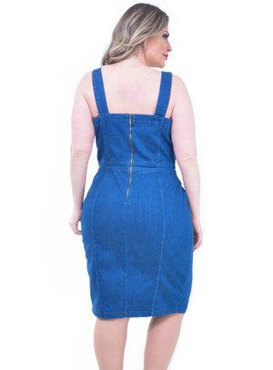 Vestido Plus Size Barbara