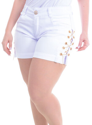 Shorts Plus Size Malvina