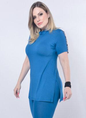 Blusa Plus Size Única