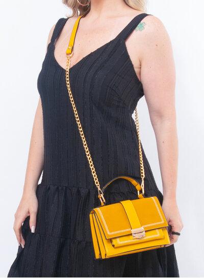 Bolsa Handbag Amarela