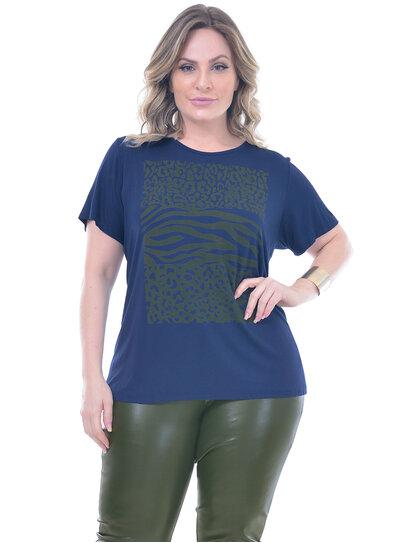 T-shirt Plus Size Los Angeles