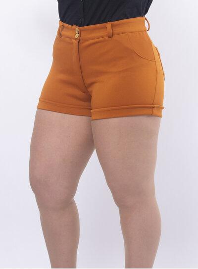Short Plus Size Básico