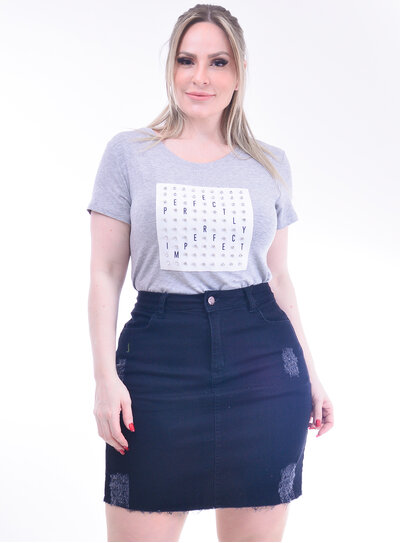 T- Shirt Plus Size Perfectly