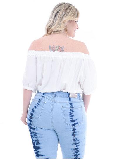 Blusa Plus Size Marcela