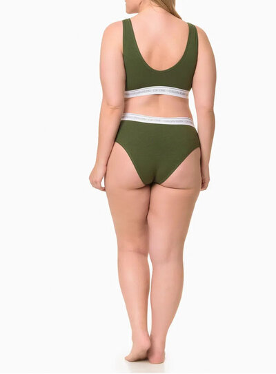 Sutiã Plus Size Calvin Klein One