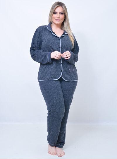 Pijama Plus Size Inverno