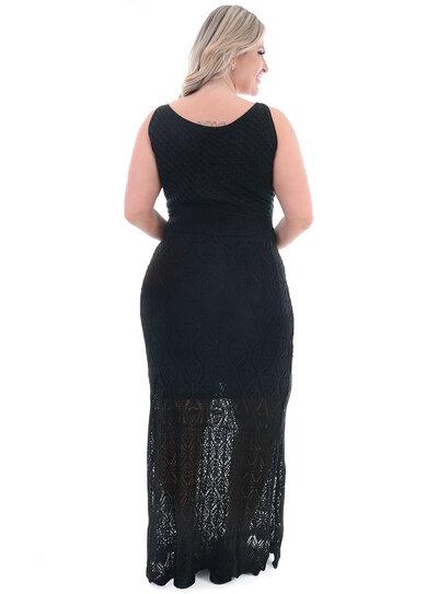 Vestido Plus Size Destino