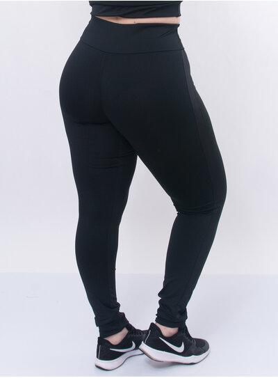 Legging Plus Size Cirrê Lateral