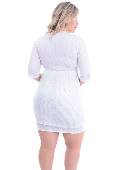 Vestido Plus Size Jovial