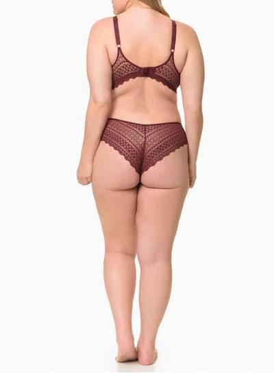 Sutiã Plus Size Calvin Klein Rendado