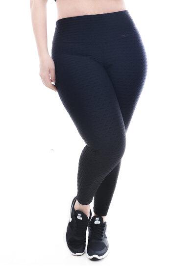 Legging Plus Size Preta