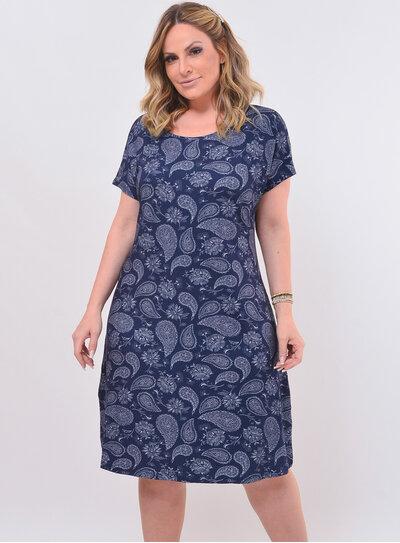 Vestido Plus Size Versátil